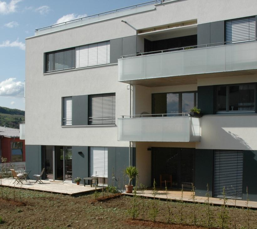 Haus der Baugemeinschaft